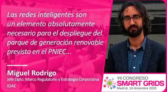 Miguel Rodrigo del IDAE
